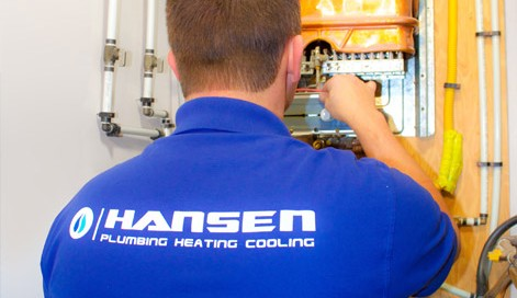 Hansen Plumbing Heating and Cooling Services