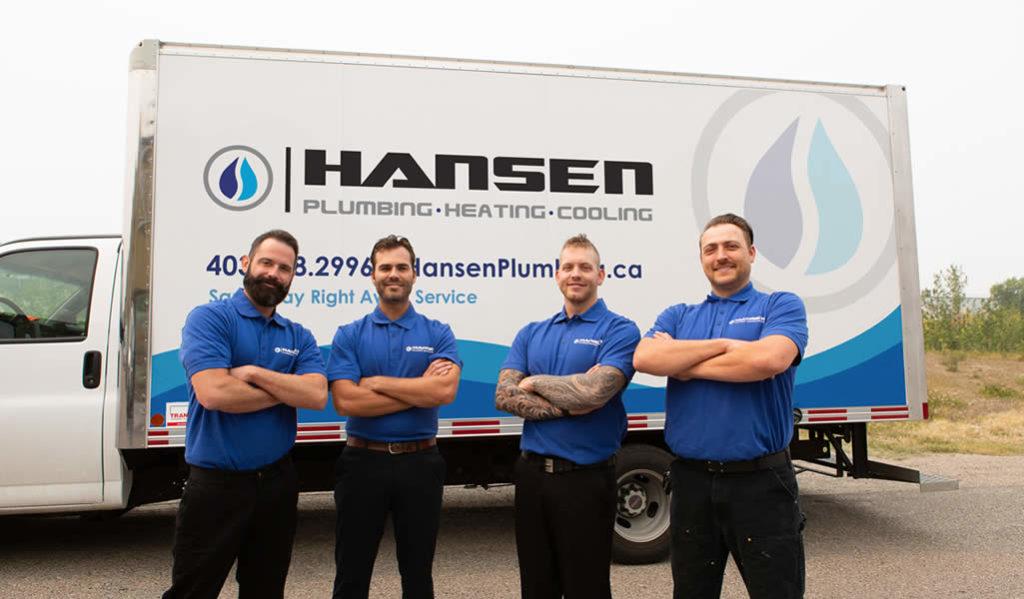 Hansen Plumbing Calgary Plumbing Heating Cooling